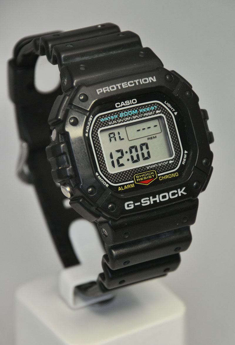 CASIO - DW-5300 - G-shock - Vintage Digital Watch - Digital-Watch.com